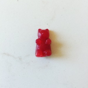 single gummy bears