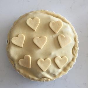 raw pie